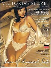 HELENA CHRISTENSEN VICTORIA'S SECRET SEMI ANNUAL SALE LONDON 1997 SUPERMODELS