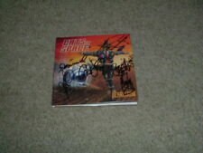 CATS IN SPACE - SCARECROW - SIGNED BY THE BAND - CD ALBUM - BRAND NEW