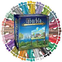 SUBURBIA SUPER COLLECTOR'S EDITION Game KICKSTARTER EXCLUSIVES+ALL IN NEW/SHIP$0