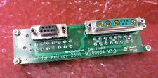 Keithley 2306 PCB Adaptador Para Cargador de batería de doble canal