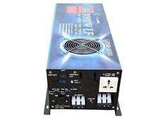 ATS 8KW LF Pure Sine Wave, Power Inverter, DC 24V to AC 240V charger/UPS/LCD