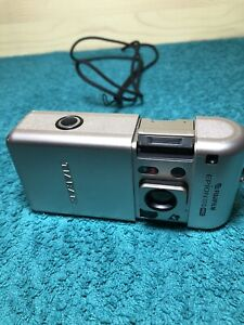 FUJIFILM Fuji Epion 1010MRC TIARA ix G APS Film Camera. Battery Tested Vintage