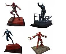 MARVEL IRON MAN 3 SERIES 1 1/24 SCALE MODEL KITS SET 2014 *NEW*