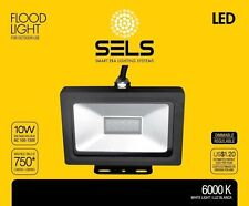 SELS Landscape Lighting , outdoor lights, 10 watts LED Flood Light, 750 Lumens