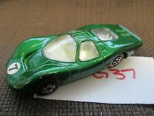 MATCHBOX  LESNEY  SUPERFAST   FORD GROUP 6   No 45 A 1969  WITH 7 STICKER (G37)
