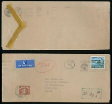 RHODESIA 1966 UDI POSTAGE DUE 2/6 in GB WITHOUT INVALID STAMP CACHET