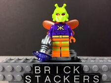 New LEGO Killer Moth Minifig DC Super Heroes 76054 Authentic Minifigure