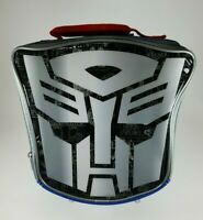 TransFormers Optimus School Insulated Lunch Bag Snack Box NEW
