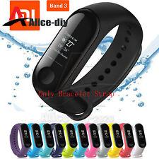 Xiaomi Mi Band 3 Smart Wristband Bracelet Heart Rate Monitor Sport Watch B2AD