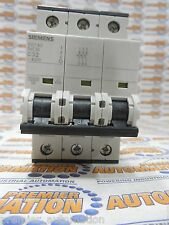 5SY4332-7 -- CIRCUIT BREAKER 32AMP 3POLE 400VAC C-CURVE