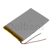 New 3.7V 3600mAh Internal Li-ion Polymer Built-in Battery 105x69x3mm 29-16-0940