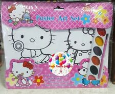 Party :  Hello Kitty Poster Art Gift Set Party Giveaways Souvenir 1pc