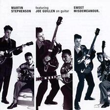 Martin Stephenson - Sweet Misdemeanour (NEW CD)