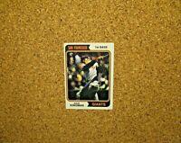 1974 Topps Baseball #610 Dave Kingman (San Francisco Giants)