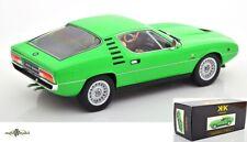 Alfa Romeo Montreal Sportcoupe grün diecast 1970 1:18 KK diecast