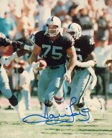 Howie Long Signed Autographed 8 x 10 Photo ( RAIDERS HOF ) REPRINT
