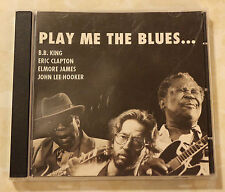 PLAY ME THE BLUES CD VOLUME 1 GC