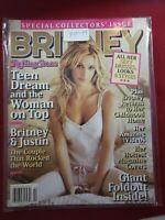 Rolling Stones Magazine - Special Collectors Issue - Britney Spears 4/15/99