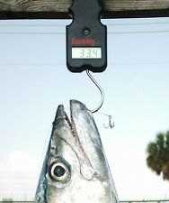 25 Kingfish Rigs * Live Bait * King Mackerel Leaders * VMC Black Nickel Trebles