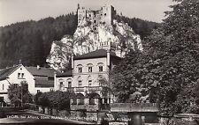 089/ AK  Ansichtskarte Thörl bei Aflenz  Ruine Schachenstein & Villa Auheim