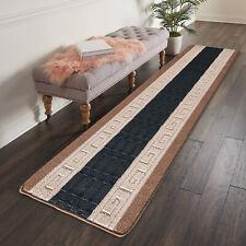 New Luxury Area Rugs Living Room Bedroom Carpets Floor Mat & Hall Runner Rug UK