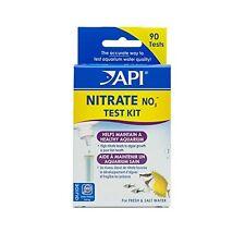 Api Nitrate 9-Test Freshwater And Saltwater Aquarium Water Test Kit
