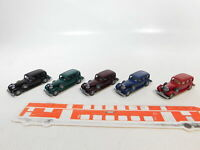 CA458-0,5# 5x Wiking 1:87/H0 Oldtimer/PKW/Auto/Automobil Horch 850