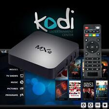 4K*2K M8 Quad Core Android XBMC  Smart TV Box Internet  Free Film Sports UK