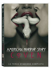 AMERICAN HORROR STORY - STAGIONE 03 - COVEN  4 DVD