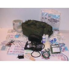 Elite First Aid M39 MEDIC BAG Completely Stocked - OD Green