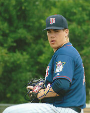 **GFA Minnesota Twins *TREVOR MAY* Signed 8x10 Photo T3 COA**