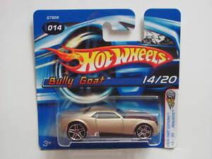 Hot Wheels 2005 Primero Ediciones Bully Cabra #014
