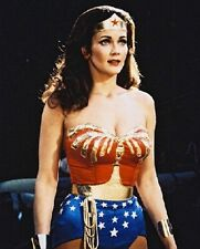 "LYNDA CARTER AS WONDER WOMAN FROM W Poster Print 24x20"" fine pic 210758"