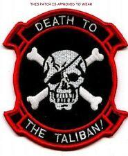 ORIGINAL 1ST GENERATION OEF OIF CTU ODA SF PATCH DEATH TO TALIBAN AFGHANISTAN