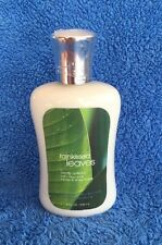 Bath And Body Works Body Lotion 236mls - Rainkissed Leaves - MELB SELLER