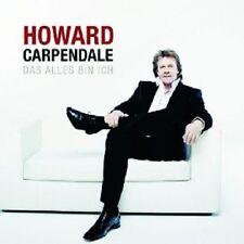 "HOWARD CARPENDALE ""DAS ALLES BIN ICH"" CD NEU"