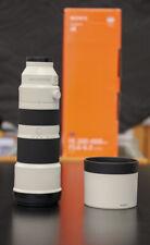 Sony FE 200-600mm f/5.6-6.3 G OSS Lens, Used, MINT++++ In Sony Box