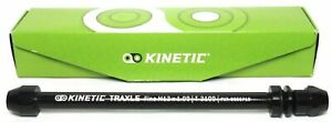KINETIC Traxle Fine Thread M12 x 1.00 T-2100 DT Swiss Syntace Specialized NEW