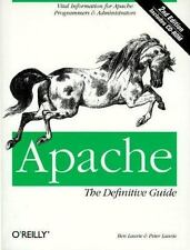 Apache: The Definitive Guide, Laurie, Peter, Laurie, Ben,1565925289, Book, Accep