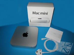 Apple Mac Mini Server A1347 Intel Core i7 2GHz 8GB RAM 2x500GB HDD Mid 2011