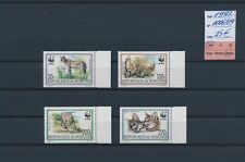 LM94153 Burundi 1992 WWF wildlife animals edges MNH cv 25 EUR