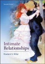 Intimate Relationships by Miller, Rowland Very Good GREAT DEAL!