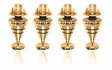 4Stk Viablue HS Spikes Gold