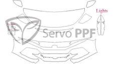 Precut 3M PRO Series Clear Bra Kit for 17+ Honda Civic SI Sedan