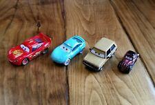 Disney Pixar Car's Diecast Victor Kori Uncle Topolino McQueen Lot