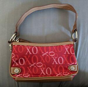 XOXO Red Mini Purse