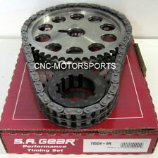 Engine Timing Set S.A. GEAR 78504-9 Chrysler 383-440 with Single Bolt Cam