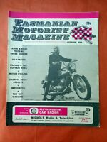 TMM Tasmanian Motorist Magazine Barry Lake October 1966 American Rambler