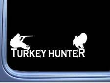 Turkey Hunter L788 8 inch Sticker box call slate decoy Decal