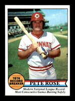 1979 Topps #204 Pete Rose  EXMT+ X1385944